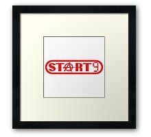 START9 Framed Print