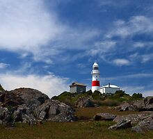 Low Head Lighthouse by Glenda Williams