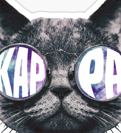Kappa Cat Galaxy Sticker