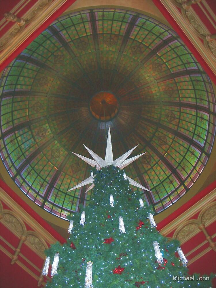 Christmas Beneath the Dome by Michael John