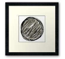 haiga VII Framed Print