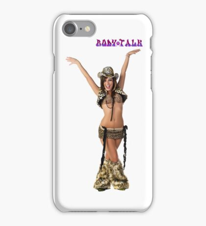 Body Talk Team Dancer - Katie iPhone Case/Skin