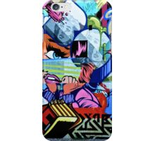 Cartoon Chaos iPhone Case/Skin