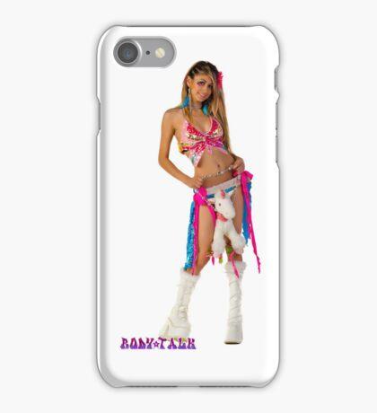 Body Talk Team Dancer - Saturn Super Star iPhone Case/Skin
