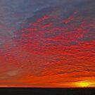 High Plains Sunrise by Nick Boren
