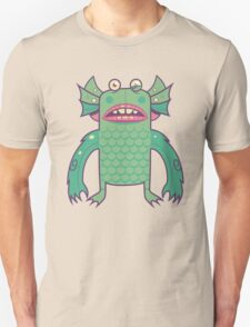 Black Lagoon Monster's Ugly Brother T-Shirt