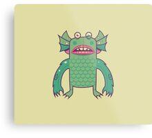 Black Lagoon Monster's Ugly Brother Metal Print