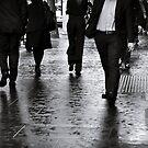 Rain Walk by Karen E Camilleri