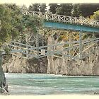Rakaia Gorge, Bridge No.1 by Phoxford