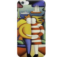 The Lovers Yacht iPhone Case/Skin