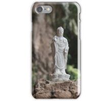Cave Temple Buddha iPhone Case/Skin