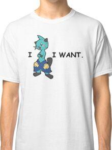 I Dewott I Want Classic T-Shirt