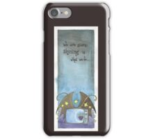 We are stars.  Shining is what we do. iPhone Case/Skin