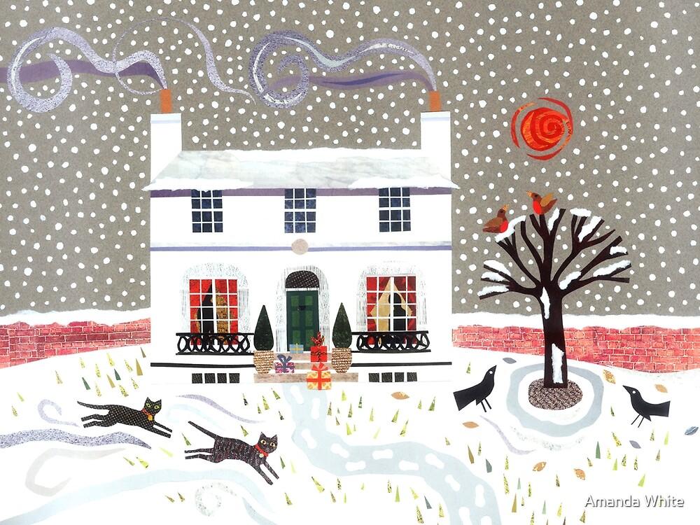 A John Keats Christmas by Amanda White