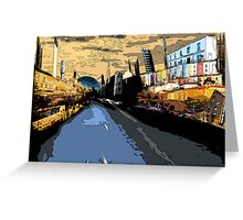 Bristol Ink - Photo Montage Greeting Card
