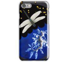 Dragonfly & Seadragon iPhone Case/Skin