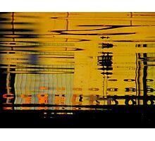 Robot City Photographic Print