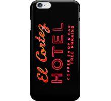 Las Vegas Neon Collection - The El Cortez iPhone Case/Skin