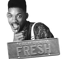 Fresh prince of Bel-Air by pixiedixie