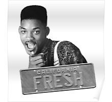 Fresh prince of Bel-Air Poster