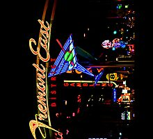 Las Vegas Neon Collection - Fremont East Arch by Bobby Deal