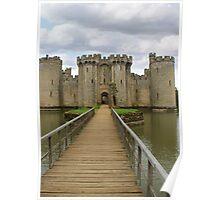 bodium castle Poster
