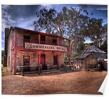 Wild Boys - Australian Pioneer Village,Wilberforce - The HDR Experience Poster