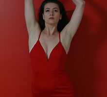 Red Swan by Sorcha Whitehorse ©