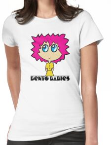 Bento Babies Womens Fitted T-Shirt