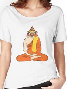 Third Eye Monk Women's Relaxed Fit T-Shirt