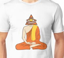 Third Eye Monk Unisex T-Shirt