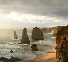 12 Apostles by Rob Chiarolli