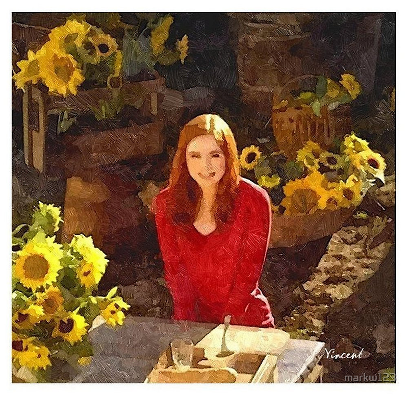Amy Pond Doctor Who by markw123