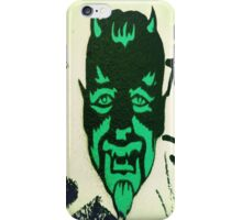 Devil Runs Free Graffiti Case iPhone Case/Skin