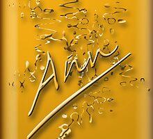 Ann- gold by SueDeNym