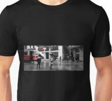 Istanbul in the Rain Unisex T-Shirt