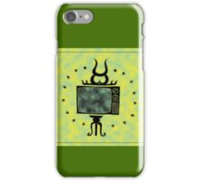 Holy Tv iPhone Case/Skin