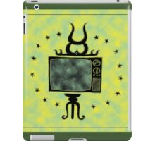 Holy Tv iPad Case/Skin