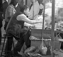 Food Stall Snacker by Frank Donnoli