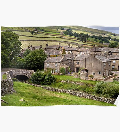 Thwaite, Swaledale - The Yorkshire Dales Poster