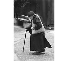 Buddhist Photographic Print