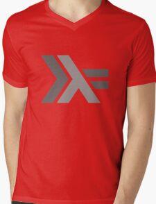 Haskell Mens V-Neck T-Shirt