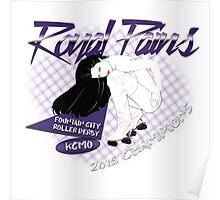 Royal Pains 1980s Poster