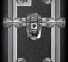 Black Flightcase by Alisdair Binning
