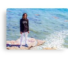 Chris Travis Canvas Print