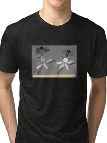Two ballerinas Tri-blend T-Shirt