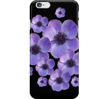 Anemones iphone case. iPhone Case/Skin