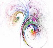 Bouquet of Colours by Benedikt Amrhein