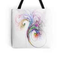 Bouquet of Colours Tote Bag