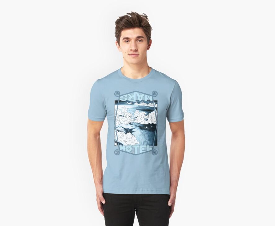 Blue Cloud Sea by krimalkin